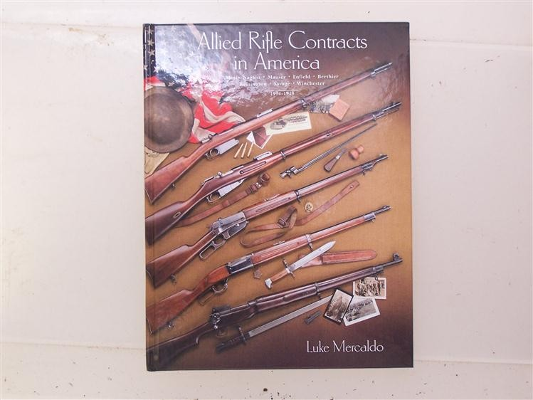 MERCALDO'S ALLIED RIFLE CONTRACTS IN AMERICA