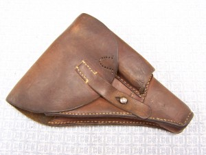 BROWNING P35 EARLY WARTIME GERMAN HOLSTER